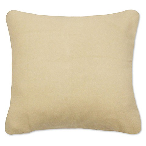 24 Square Throw Pillows : PUR 24-Inch x 24-Inch Cashmere Square Throw Pillow - Bed Bath & Beyond