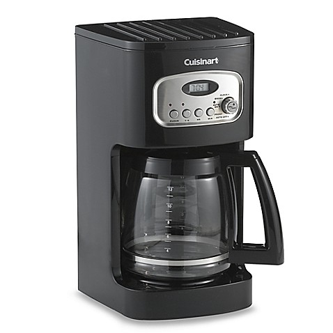Cuisinart 12 Cup Programmable Coffee Maker Bed Bath