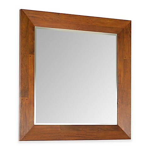 Buy Klaussner 47 Inch Urban Craftsman Mirror From Bed