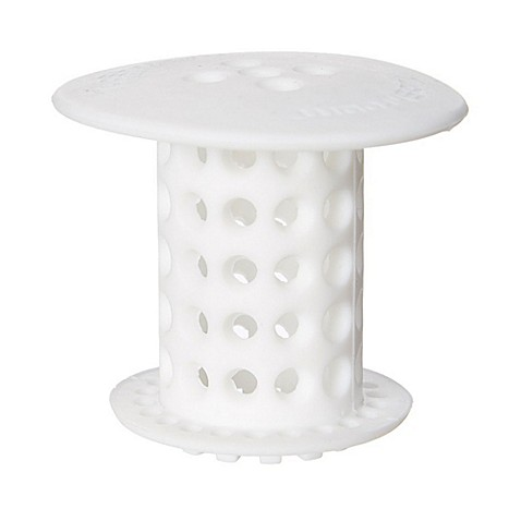 Tub Shroom™ Hair Catcher In White by Bed Bath And Beyond