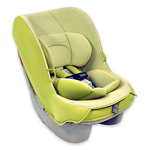 buy combi coccoro convertible car seat in key lime green from bed bath beyond. Black Bedroom Furniture Sets. Home Design Ideas