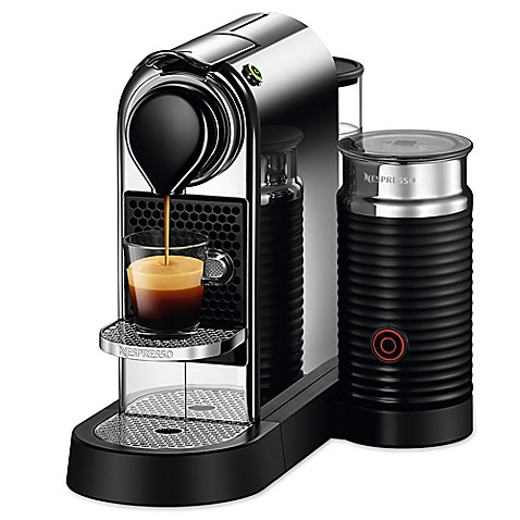 Nespresso Citiz And Milk Bed Bath And Beyond