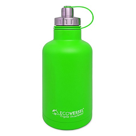 Eco Vessel 174 Boss 64 Oz Insulated Stainless Steel Water