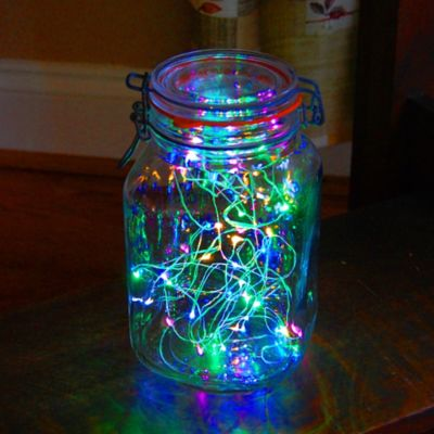 Submersible Mini Multicolored String Lights - Bed Bath & Beyond