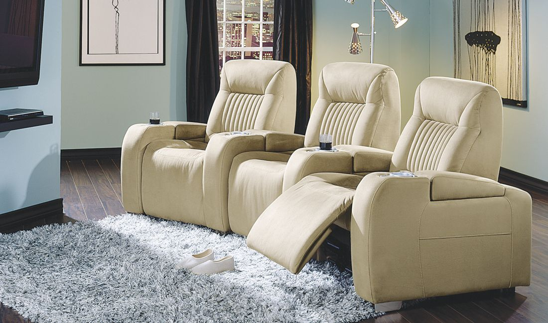 Home Theater Seating Truckload Sale