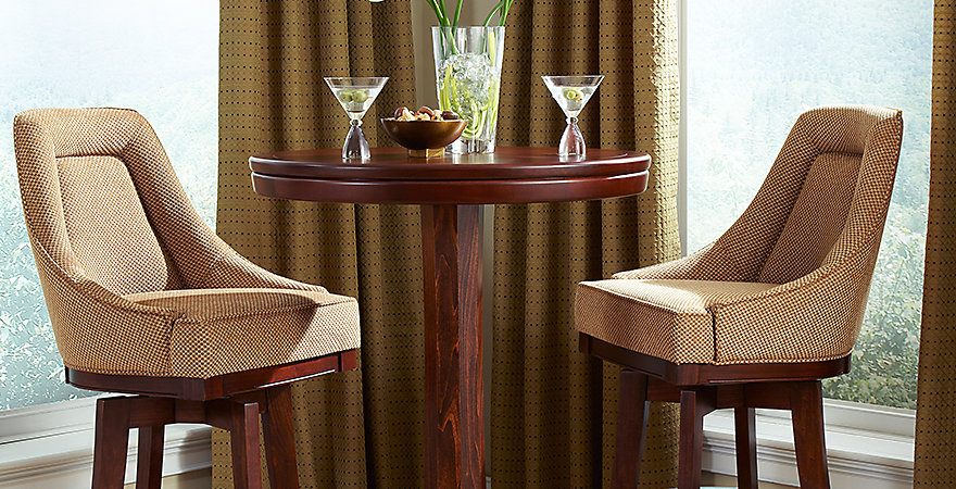 Game Room Furniture Bar Stools And Tables For Home