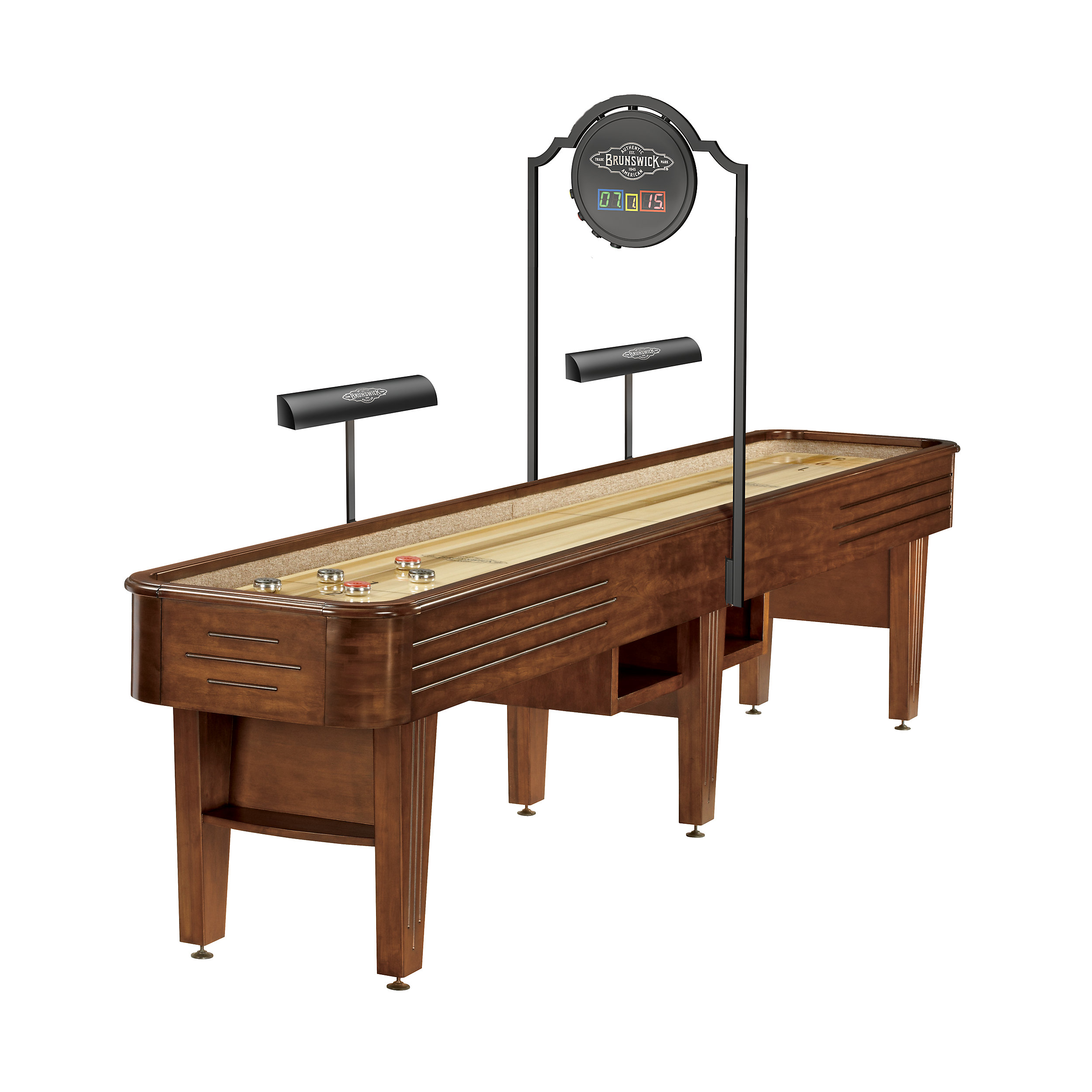 step how a with pictures wikihow shuffleboard table to make