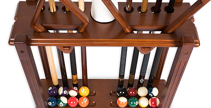 Etonnant Keep Your Party Organized With Pool Cue Racks And Stands. Our Billiard Cues  For Sale Keep Equipment From Being Nicked, Scratched And Damaged.