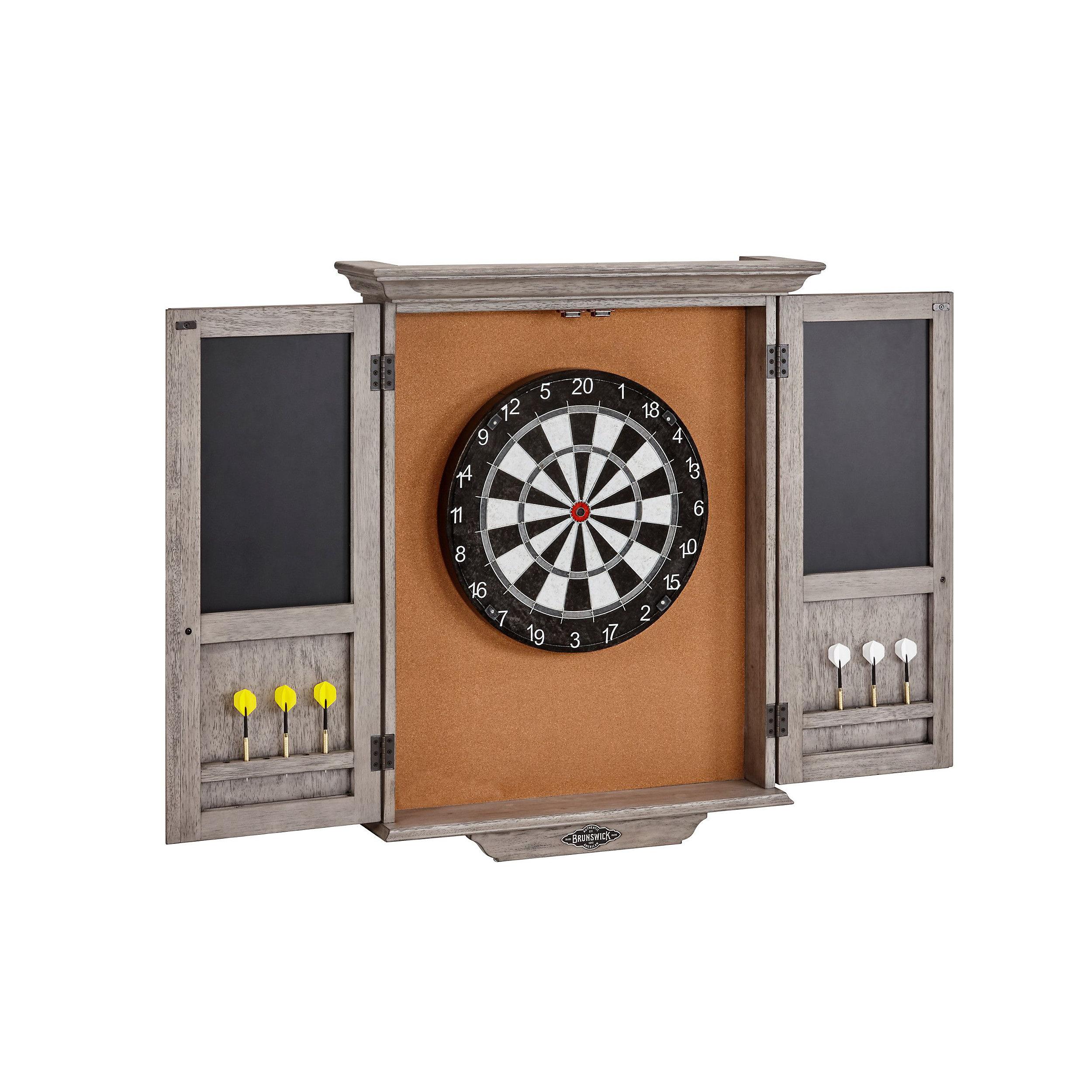 Large Dart Board Cabinet Cabinet Dartboard Billiard Factory