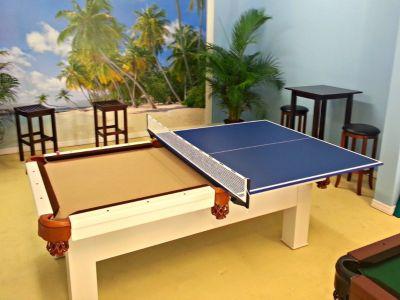 Ping Pong Pool Table Top Ping Pong Top For Pool Table