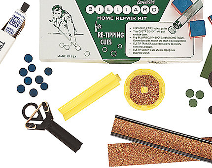 Pool & Billiard Instructional Aids