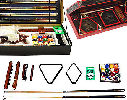 Pool Table Accessory Kits
