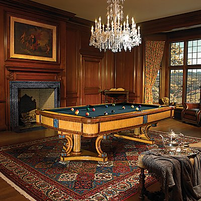 Beau Isabella Pool Table