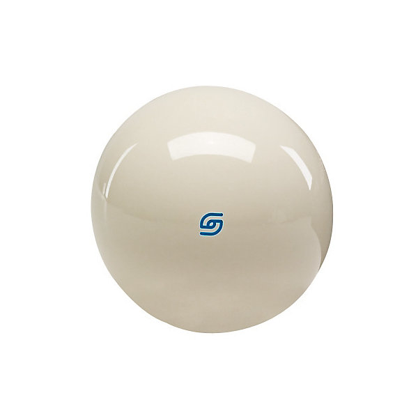 Aramith 2 1 4 Quot Cue Ball With Blue Logo