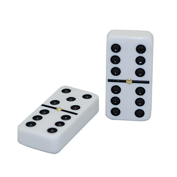 Domino Double Six Dominoes With Spinners
