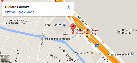 Billiard Factory Houston - Gulf Freeway