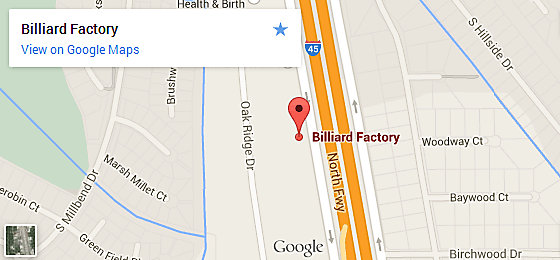 Billiard Factory Houston - Woodlands