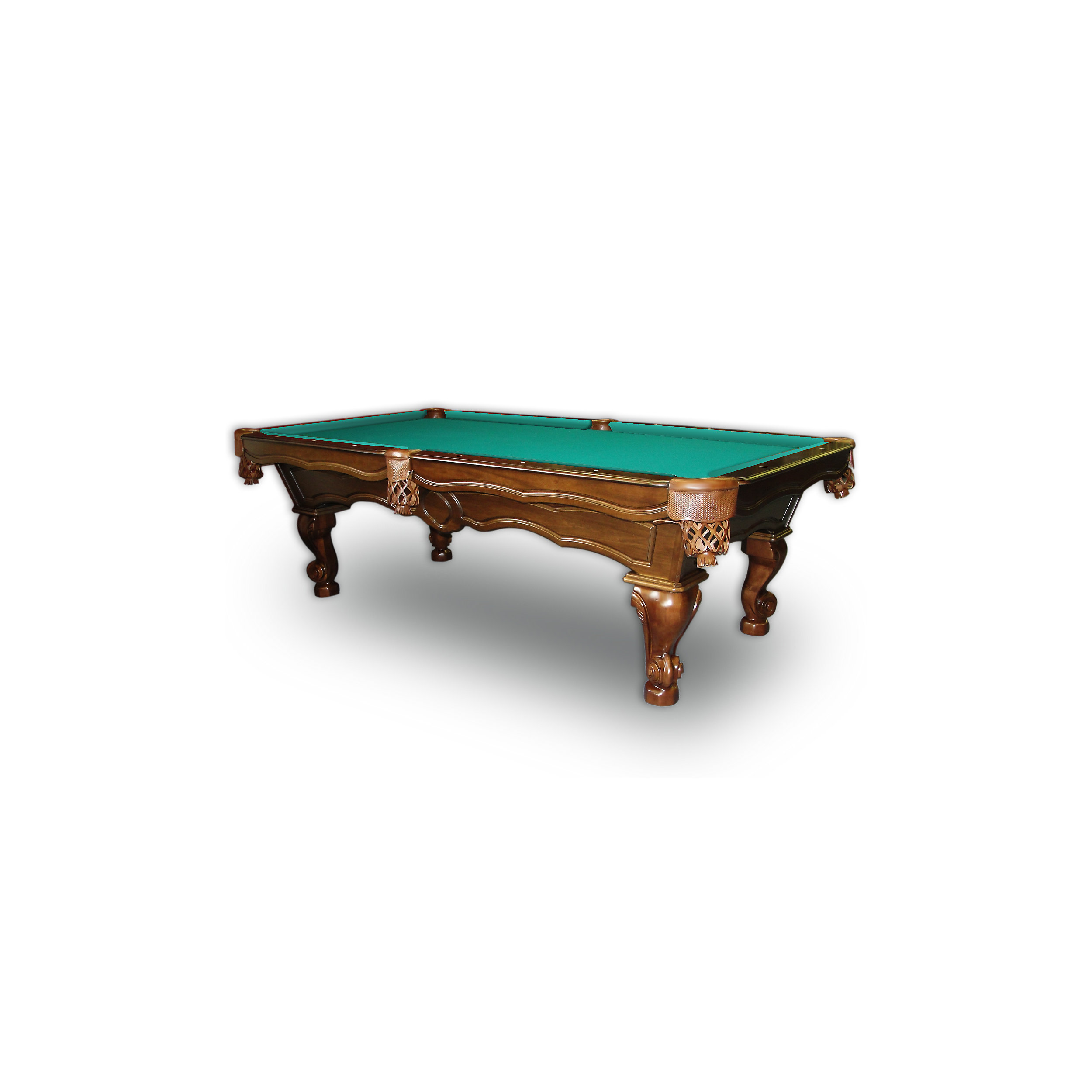 pool table on cherry spring olhausen york tables by finish