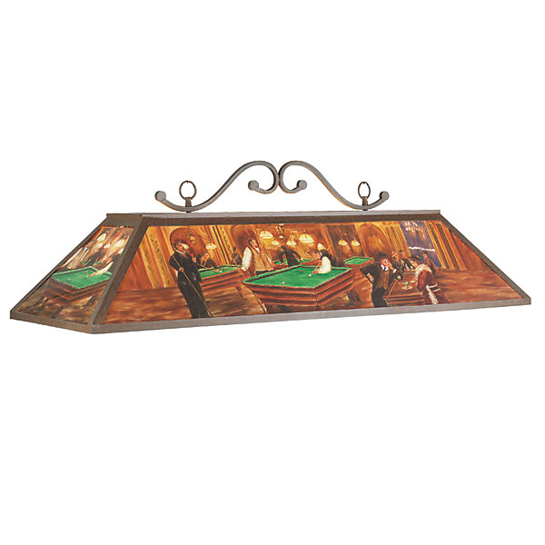 Billiard Table Light Fixtures