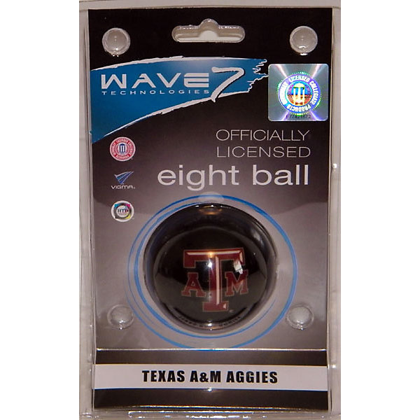 Texas A Amp M Aggies Eight Ball