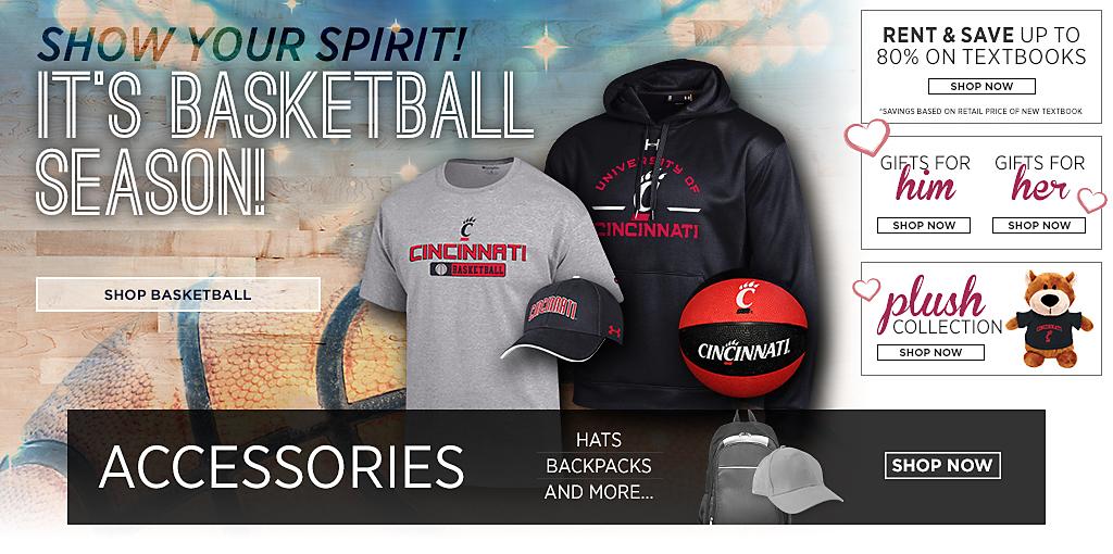 Show your spirit! It's basketball season! Shop Basketball. Textbooks. Right books. Right price. Right now. Shop now. Gifts For Her. Shop Now. Gifts For Him. Shop Now. Plush Collection. Shop Now.