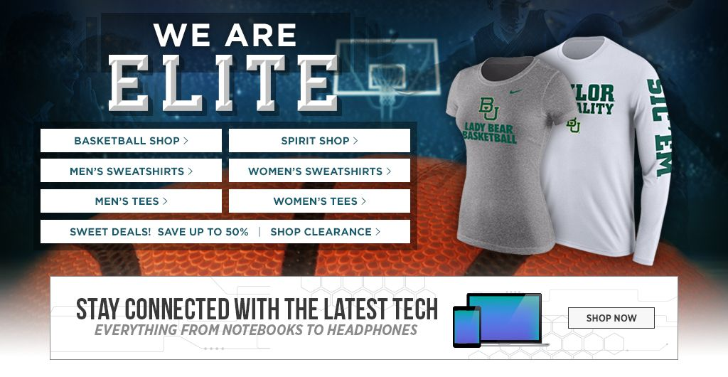 Only Sixteen Remain. Men's Tees, Shop Now. Women's Tees, Shop Now. Men's Sweats, Shop Now. Women's Sweats, Shop Now.  Basketball Shop. Shop Now. Spirit Shop. Shop Now. Jerseys, Shop Now. Auto Accessories, Shop Now. Sweet Deals! Save up to 50%. Shop Clearance.
