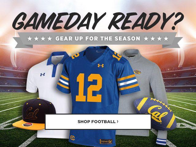 GameDay Ready?  Gear Up For The Season.  Shop Football Apparel.