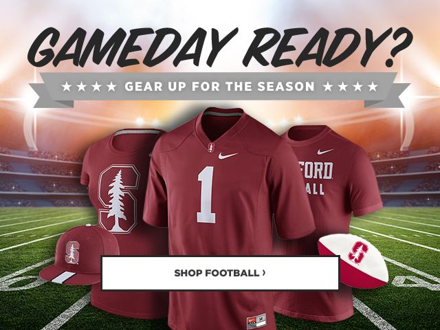 GameDay Ready?  Gear Up For The Season.  Shop Football Apparel.