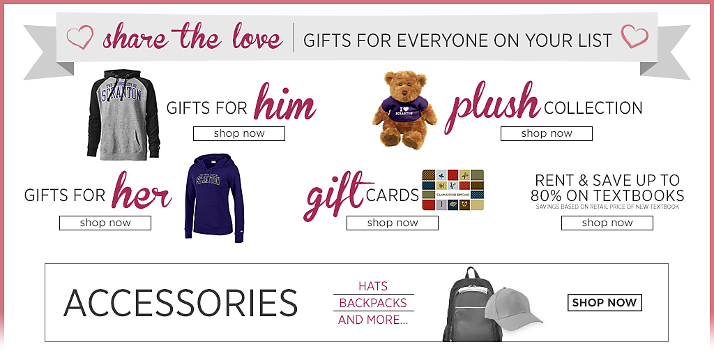Share the love, gifts for everyone on your list.