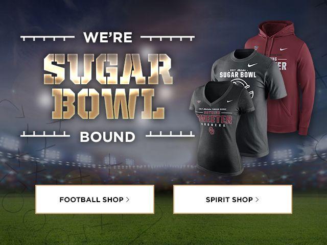 Shop Football and Shop Spirit