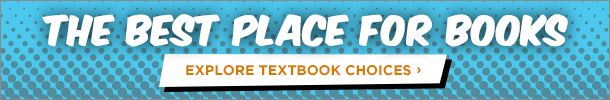 The Best Place For Books! Explore Textbook Choices Now.