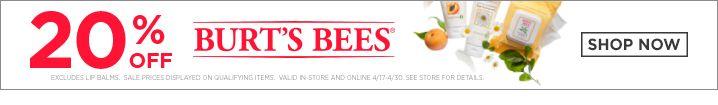 Shop Burt's Bees