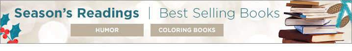 Season's Readings! Shop Best Sellers. Shop Humor. Shop Coloring Books.