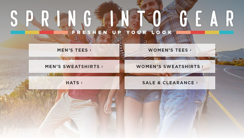 State university of new york at buffalo north campus bookstore spring into gear freshen up your look fandeluxe Images