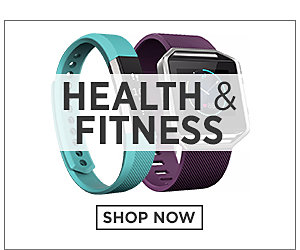 Health and Fitness. Shop Now.