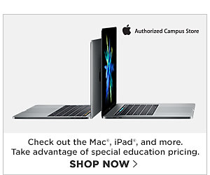 Check out the Mac, iPad, and more. Take advantage of special education pricing. Shop Now.