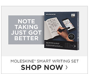 Moleskine Smart Writing Set. Shop now.