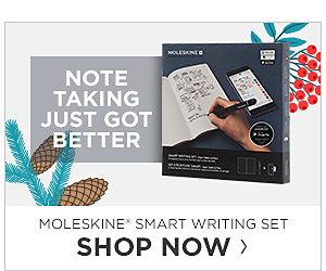 Moleskine Smart Writing Set. Shop now.