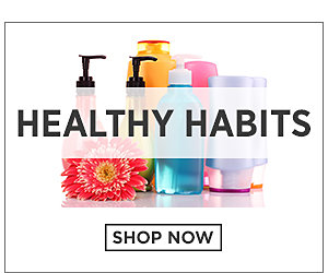 Health Habits. Shop Now.