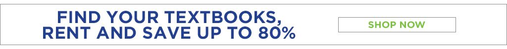 Save up to 80% on textbooks. Shop now.