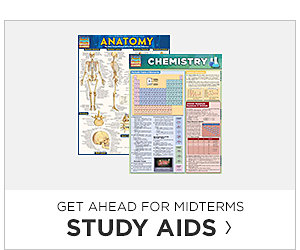 Reference Guides & Barcharts. Shop Now.