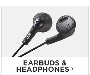 Earbuds & Headphones. Shop Now.