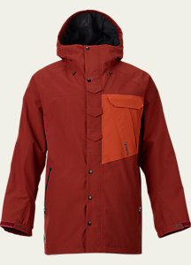 Men's Analog Zenith GORE-TEX® Snowboard Jacket