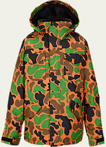 Burton Boys' Fray Jacket