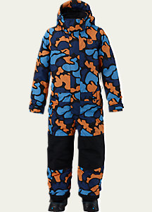 Burton Boys' Minishred Striker One Piece