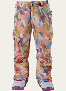 Burton Girls' Elite Cargo Pant