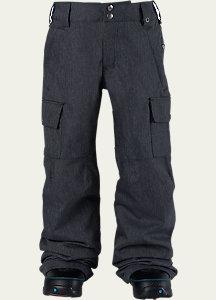 Burton Boys' Exile Cargo Pant