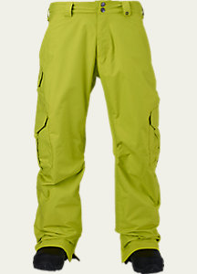 Burton Cargo Pant - Sig Fit