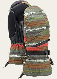 Burton Women's GORE-TEX® Mitt + Gore warm technology