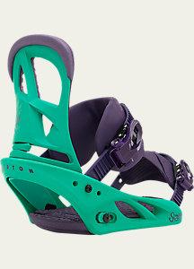 Burton Scribe Snowboard Binding